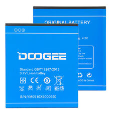 Original Battery for Doogee X5 X5 Pro 2400mAh 3.7V Rechargeable Bateria Batterie