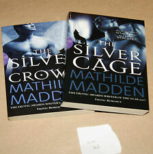Silver Cage / Silver Crown by Mathilde Madden - Black Lace / Werewolves  (EM53)