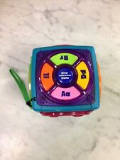 VTECH Get A Grip Math Number Educational Learning Game Cube GUC