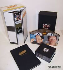 SEINFELD Complete Series REFRIGERATOR LTD ED BOX 33 Discs + Coffee Table Book