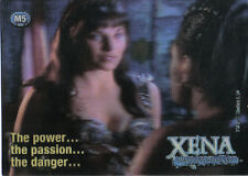 QUOTABLE XENA IN MOTION CARD M5