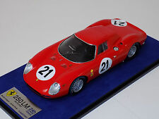 1/18 Looksmart MR Ferrari 250 LM Winner 1965 #21 Gregory - Rindt