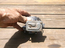 Briggs and Stratton  OPPOSED TWIN CYLINDER CARBURETOR  3 screw fuel pump