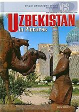 Uzbekistan in Pictures (Visual Geography (Twenty-First Century))-ExLibrary