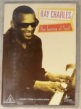 Ray Charles - The Genius Of Soul (DVD) (All Regions PAL)