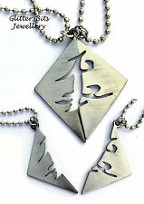 MORTAL INSTRUMENTS PARABATAI FRIENDSHIP RUNE NECKLACE SET SHADOWHUNTER COMBINE