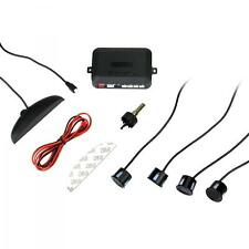 4 Parking Sensors Car Reverse Backup Rear Radar System Kit Sound Alert Alarm NEW