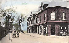 Bramhall in Marsh's Series, Cheadle. Lumb Lane off to left.