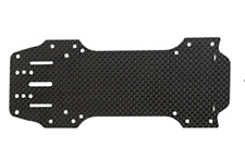Spedix Black Knight 210-250 bottom carbon fiber frame plate (SPX-83056)
