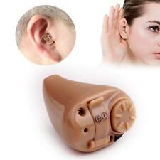 Adjustable Mini Hearing Aid Aids Voice Amplifier Device Low Noise Ear Care