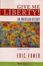 Give Me Liberty! : An American History Vol. 1,Set by Eric Foner (2008,...