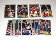 1995-96 NBA UD Collectors Choice Lot of 75 Players Club INSERT Cards NO DUPES