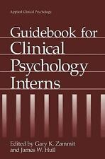 Guidebook for Clinical Psychology Interns (Applied Clinical Psychology)