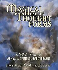 New, Magical Use Of Thought Forms, Dolores Ashcroft-Nowicki, Book