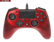 Hori FPS Plus - Red - Controller / Control Pad For Playstation 3 & 4