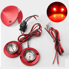 LED Turn Signal Light Brake Tail Light Strobe Flash light Motorcycle Dirt Bike