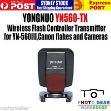 Yongnuo YN560-TX wireless Flash Transmiter Trigger for YN-560III Canon or Nikon