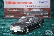 [TOMICA LIMITED VINTAGE LV-164a 1/64] NISSAN PRESIDENT TYPE B 1971 (Gray)