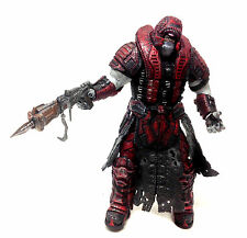 "Neca GEAR OF WARS THERON 6"" video xbox game based figure, NOT BOXED"
