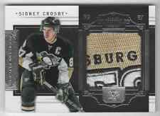 2010-11 Panini Dominion Peerless Patch Sidney Crosby Patch 03/25 #25