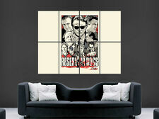 RESERVOIR DOGS POSTER ART WALL PICTURE PRINT LARGE  HUGE