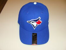 Toronto Blue Jays MLB Baseball Hat Cap Dri Fit Wool Classic Adjustable OS Strap