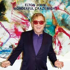 Elton John-Wonderful Crazy Night (Deluxe Edition) - CD NUOVO