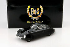 Porsche Type 64 Berlin-Rome Car black 1:18 BoS-Models
