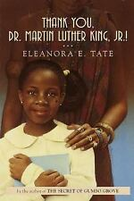 Thank You, Dr. Martin Luther King, Jr.! Tate, Eleanora Paperback