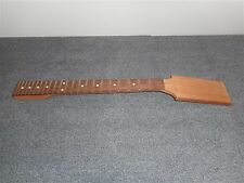 NEW - Angled Headstock Paddle Head Mahogany Guitar Neck, #PHRM-A