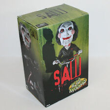 "NECA classico di culto Horror Saw 8"" BILLY Bobble Head Knocker Figure Statua in Scatola"