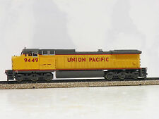 BACHMANN/SPECTRUM HO M/A UNION PACIFIC GE DASH 8-40CW WIDE CAB POWER LOCO. #9449
