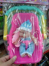 Bambolotto su sediolina Kit gioco di qualità giocattolo toy a35