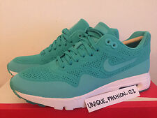 WMNS NIKE AIR MAX 1 ULTRA MOIRE UK 3.5 US 6 36.5 LIGHT RETRO MINT GREEN WHITE 3M