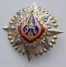 Thailand --Der sehr vornehme Orden der Krone von Thailand-- Großkreuz Stern