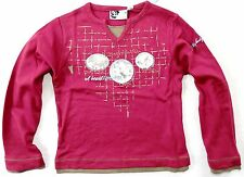 Girl's Wear  Longsleve with horses 110 5 years new