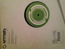"Break- Re-Tech / Is This What You Want VIP 12"" Symmetry Drum and bass Vinyl"