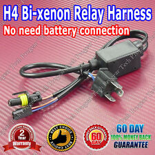 HID H4 All-In-One Bi-XENON Relay Harness controller 12V 35W 55W Cars Motorcycle