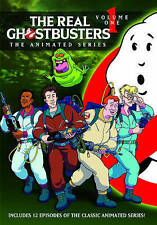 The Real Ghostbusters: The Animated Series - Volume One  DVD (D199)