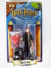 Harry Potter and the Chamber of Secrets SLIME CHAMBER RON ACTION FIGURE MINT