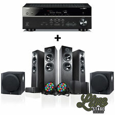 "Yamaha LiveSTAGE 7300 ""Latest Model"" 7.2ch Home Theatre / Party / DJ System"