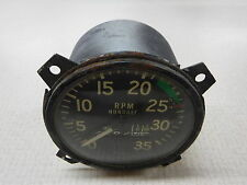 Cessna RPM Gauge Indicator Parts Planes Aviation