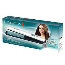 Straighteners-Remington-Shine Therapy-Ceramic-S8500 FREE! Remington paddle brush