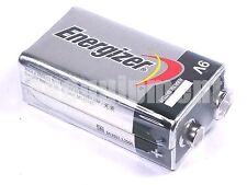 Energy 9 Volt PP3 6LF22 6LR61 Alkaline Battery 9v Block Battery x2