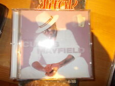 Curtis Mayfield - Very Best of [Castle] (1996) CD Soul Funk Jazz Classic Sweet