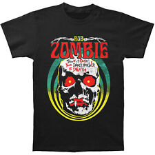 New Rob Zombie Death Tour Horror Heavy Metal Shirt Size XL