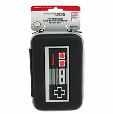 3DS XL DSI Retro NES Mini Console controller Hard Pouch RETRO look Case