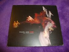 PEARL JAM cd LIVE ON TWO LEGS  free US shipping