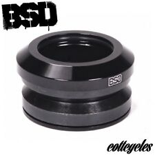 NEW! BSD Internal Bmx Headset* With Spacers,Integrated black