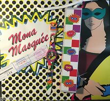 SWATCH GZ301 MONA Masquée LOUVRE ONLY, SLEEVE SPECIAL EVENT NEW IN BOX RARE